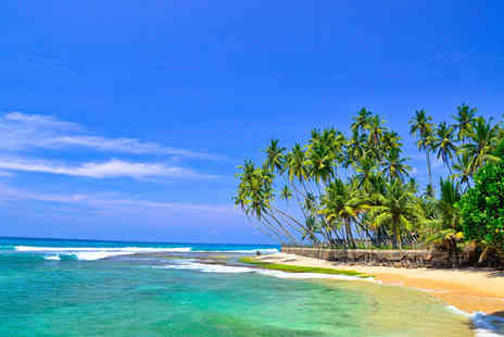 Weekender Breaks - Ten night Abu Dhabi and Sri Lanka break with flights - Save 38%