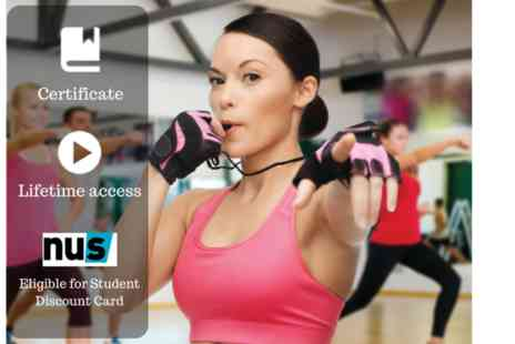 OfCourse - Personal training masterclass & fitness diploma - Save 90%