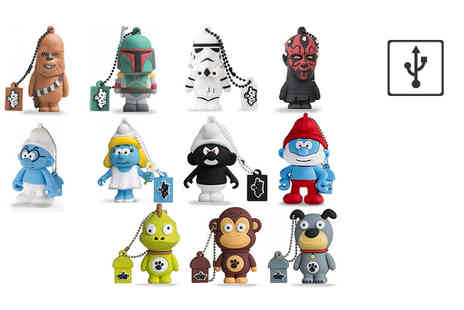 Capital Stores - Novelty USB stick choose from 21 designs - Save 77%
