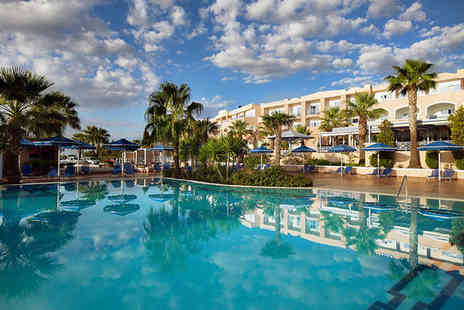 Mitsis Rodos Village - Five Star Seven nights in a Double Sea View Room - Save 3%