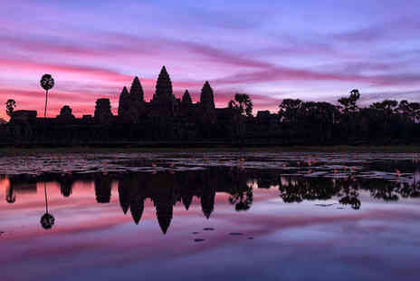 Hidden Charm of Vietnam & Cambodia - Two nights Stay in a Lotus Deluxe Room - Save 0%