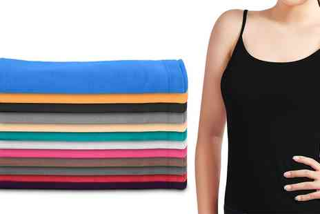 Groupon Goods Global GmbH - 12 Pack of Womens Camisole Tank Tops - Save 0%