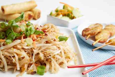 Siam Thai Lounge - Two Course Thai Meal for Up to Six - Save 49%