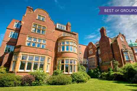 The Burlington Hotel - Wedding Package with Three Course Meal for 50 Guests and Accommodation - Save 47%