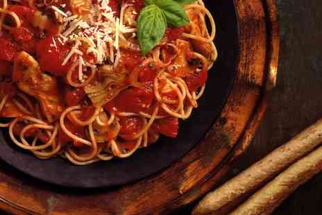 The Sidings - Two Course Italian Meal for Two or Four - Save 0%