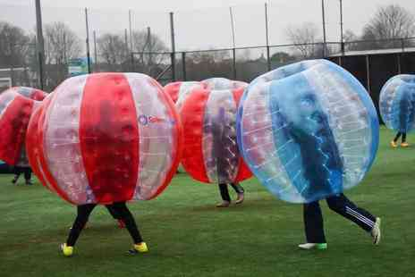 Spheremania - Zorb Football for Up to 10 - Save 30%