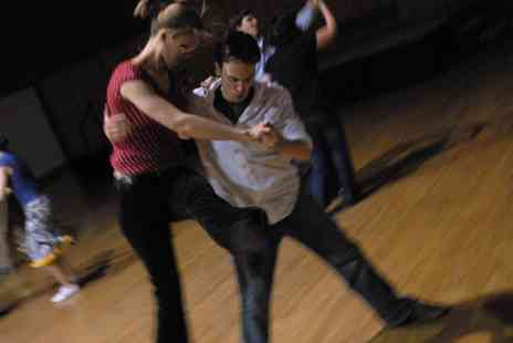 LinzDance - Modern jive dance workshop - Save 40%