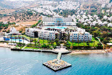 Baia Hotel Bodrum - Five Star 7 nights Stay in a Standard Double or Triple Land View - Save 33%