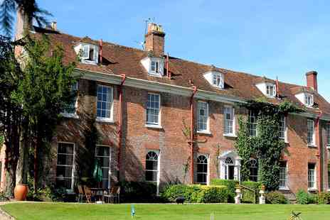 New Park Manor - New Forest Country House Stay with Dinner - Save 0%