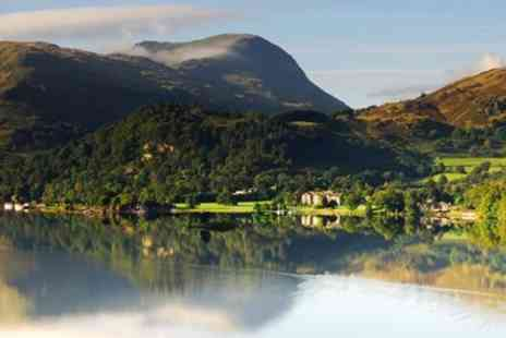 Inn on the Lake - Lake Ullswater Stay with Meals & Cream Tea - Save 0%