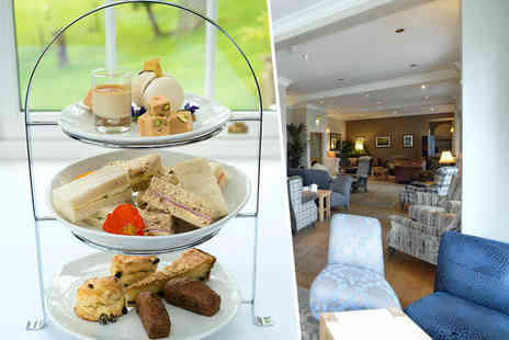 Losehill House Hotel and Spa - Afternoon tea for two - Save 47%