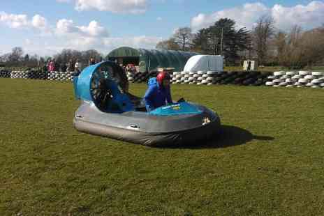 High Cross Hovercraft - Hovercraft experience - Save 51%