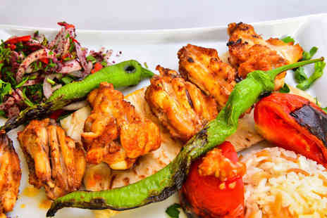 EFES Taverna and Restaurant - Mediterranean all you can eat buffet for one or two  - Save 22%