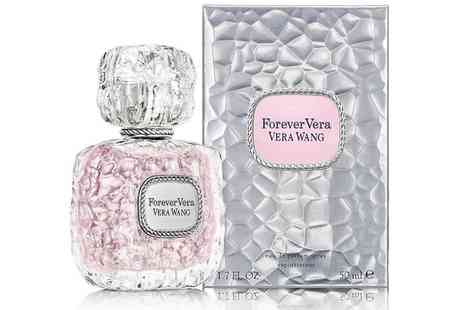 Groupon Goods Global GmbH - Vera Wang Forever Vera EDP 50ml Spray With Free Delivery - Save 0%