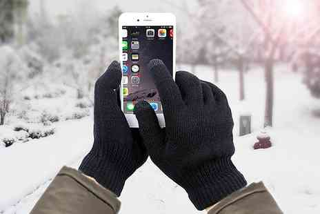 Groupon Goods Global GmbH - Touch Screen Gloves - Save 70%