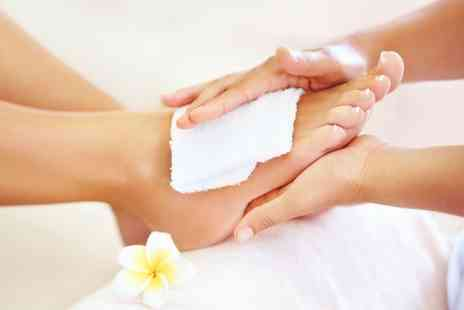 Woodys Salon and Barbers - Three Sessions of Foot Health Treatment - Save 44%