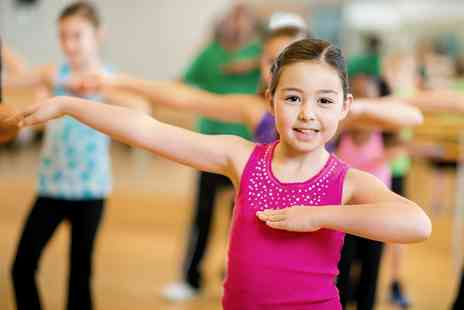 The Andrews Dance Centre - Three or Five Street Dance Classes for Kids - Save 56%
