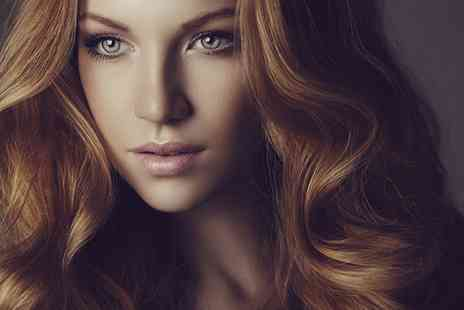 Studio Bea - Cut and Blow Dry with Choice of Full or Half Head Highlights - Save 60%