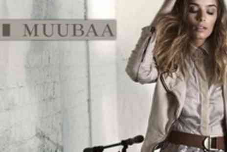 Muubaa - £50 for £200 Towards Designer Leatherwear - Save 75%