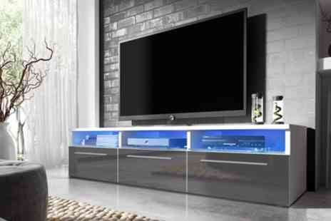 Groupon Goods Global GmbH - Lavello TV Cabinet With Free Delivery - Save 0%