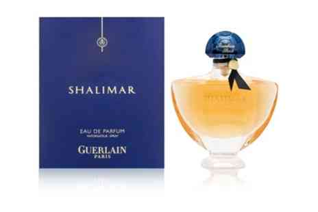 Groupon Goods Global GmbH - Guerlain Shalimar EDT 50ml Spray for Women With Free Delivery - Save 37%