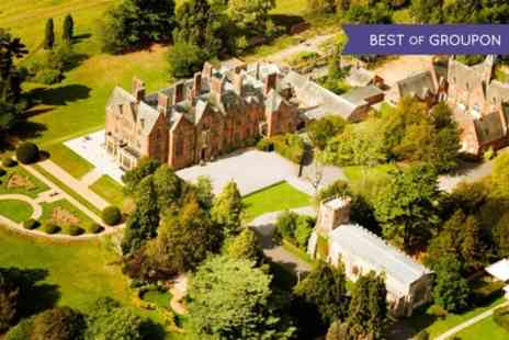 Wroxall Abbey Estate Hotel & Spa - One or Two Nights Stay for Two with Breakfast, Dinner and Spa Access - Save 32%