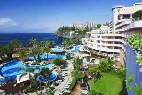 Royal Savoy Madeira - Five Star 7 nights Stay in a Standard Ocean View Room - Save 46%