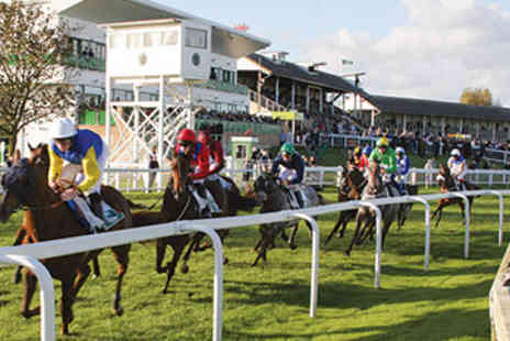Great Yarmouth Racecourse - Horse Racing Day for Two - Save 50%