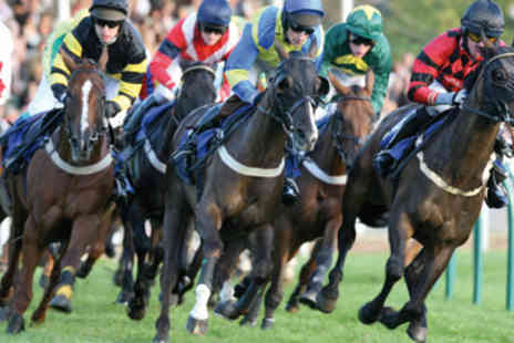 Doncaster Racecourse - Horse Racing Day for Two - Save 50%