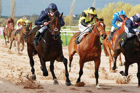 Southwell Racecourse - Horse Racing Day for Two - Save 50%