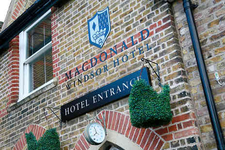 Macdonald Windsor Hotel - Four Star 1 night Stay in a Classic Room - Save 0%