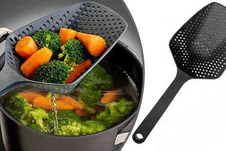 Richardson Group - Strainer Scoop Colander - Save 33%