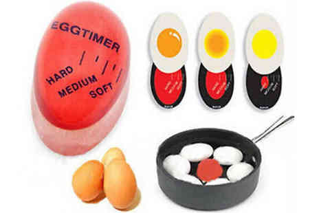 Richardson Group - Colour Changing Egg Timer - Save 33%