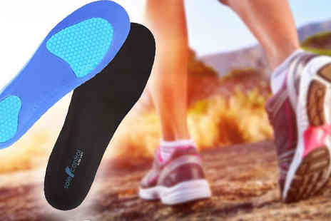 Sole Control - Sole Control Ultra Light Insoles - Save 53%