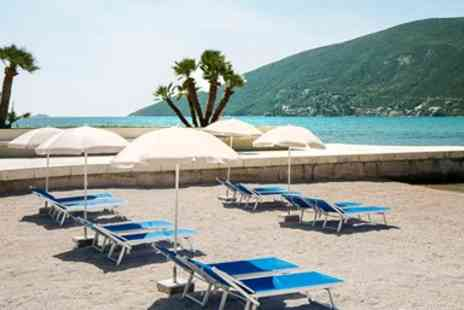 Going Luxury - Deluxe Montenegro Beach Week including Meals & Spa - Save 0%