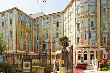 Grande Albergo Ausonia & Hungaria - Two Night Venice Stay with Breakfast - Save 0%