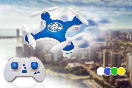 Craze UK - D10 mini drone - Save 46%