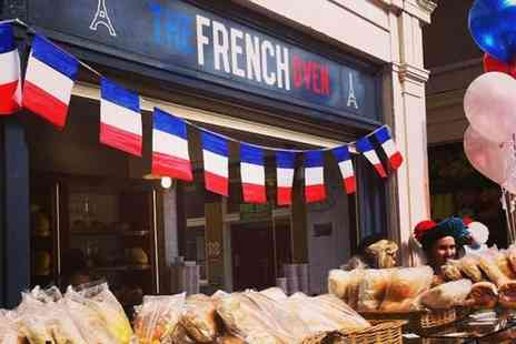 The French Oven - £10 voucher towards baked goods - Save 50%