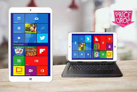 J & Y - 8 inch SmartPro Windows 10 tablet - Save 76%