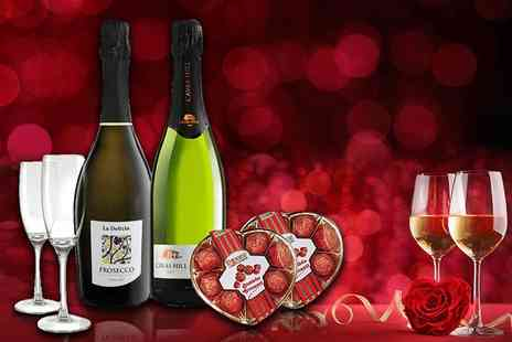 San Jamon - Sparkling lovers Valentines package - Save 27%