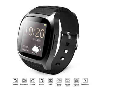 TLD Marketing - Bluetooth Android smart watch - Save 86%