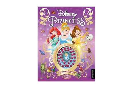 Groupon Goods Global GmbH - Disney Princess Annual 2017 - Save 0%