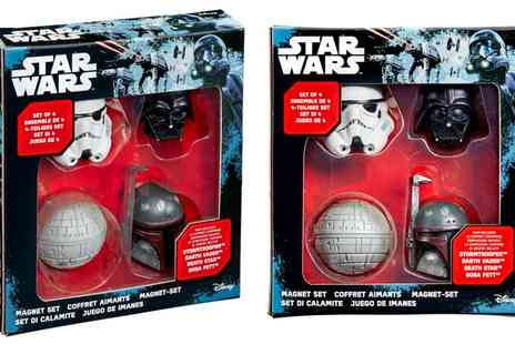 Groupon Goods Global GmbH - Star Wars Fridge Magnets - Save 57%