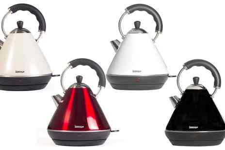 Groupon Goods Global GmbH - Igenix Pyramid Kettle - Save 64%