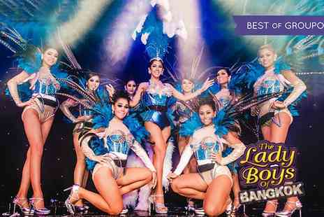 Ladyboys of Bangkok - One premium ticket to The Ladyboys of Bangkok and Thai experience on 2 April To 28 May - Save 43%