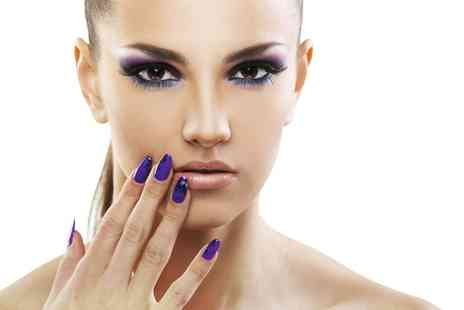 Tranquility Nails & Beauty - Makeover Package with Makeup and Gel Nails - Save 0%