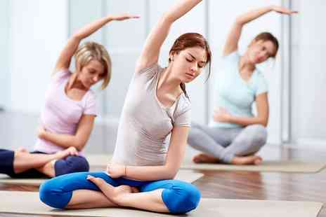 Flow of life - Choice of Five or 10 Yoga Classes - Save 73%