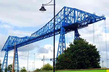 Climbing Rocks - Tees Transporter Bridge Classic Abseil or Xtreme Abseil - Save 0%