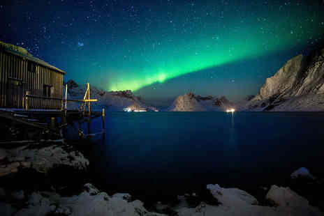 Whale Watching and Northern Lights - Four nights Stay in a Cabin Apartment at Hotel Edge or similar - Save 30%