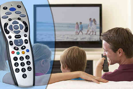 Supreme Direct - Sky plus HD Compatible Remote Control - Save 80%